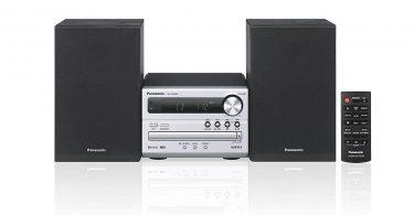 Chaine Hifi maison Panasonic SC-PM250 CD, Bluetooth, USB maison guide test achat commande