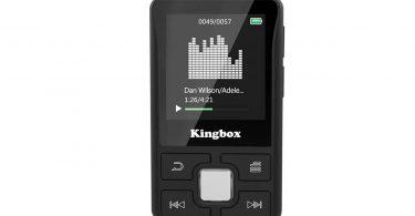 Mini Lecteur MP3 Bluetooth Sport Kingbox 32Go guide test achat en ligne meilleur commande