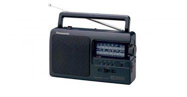 Radio Panasonic RF-3500E9-K guide test achat faire sa première commande