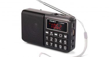 Radio Portable PRUNUS L-238SW Rechargeable guide test achat première commande