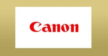 1commande Logo marque Canon présentation des meilleurs appareils de fabricant spécialiste du numérique photographie et vidéo