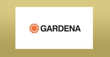 1commande Logo marque Gardena un bon fabricant de matériel pour le jardin équipement de qualité prix intéressant pour une commande