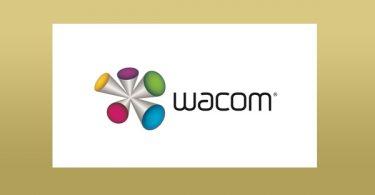 1commande Logo marque Wacom constucteur de tablette graphique pour professionnel information à propos de modèles de l'enseigne option