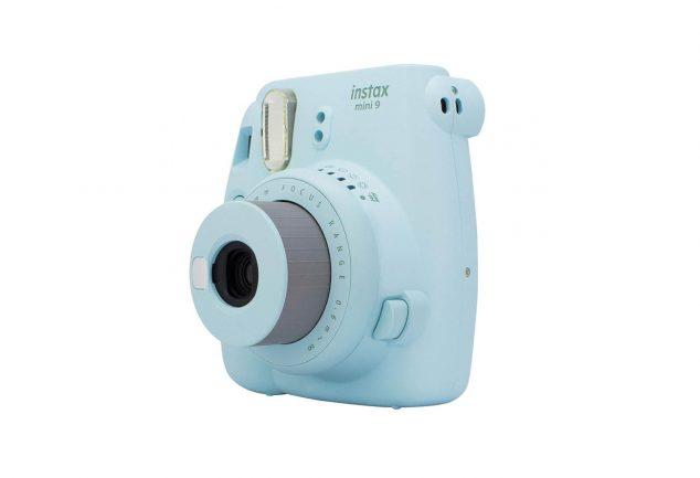 Appareil à photo Fujifilm Instax Mini 9 bleu glace guide achat photographie