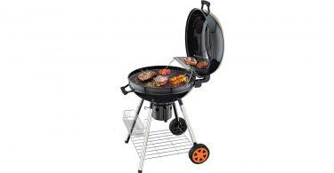 Barbecue au Charbon Gril Portable CG01A TACKLIFE guide des meilleurs prix pour le jardin