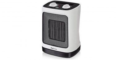 Chauffage d'appoint Pro Breeze à Oscillation Automatique guide test achat maison commande