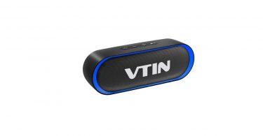 Enceinte portatif Bluetooth 5.0 Vtin R4 Waterproof comparaison des meilleurs modèles d'appareils portable pour écoutez vos pistes