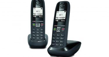 Gigaset AS470 Duo - 2 Téléphone fixe sans fil information commande en ligne