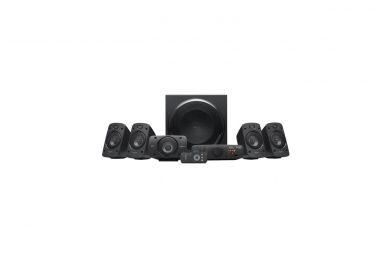 Kit cinéma haut-parleurs Logitech Z906 5.1 Certifié THX, Dolby & DTS guide pour trouver du bon matériel à acheter pour faire son ciné prix