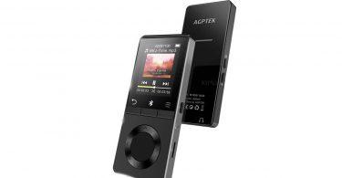 Lecteur musique portable MP3 AGPTEK 16Go guide des meilleurs appareils pour une commande