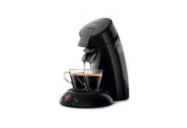 Machine à Café pour Dosettes Senseo / Original Noir 0, 75 Litre / Philips HD6554/61 guide commande