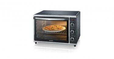 Mini-Four avec Chaleur Tournante, Pierre à Pizzas SEVERIN TO 2058 guide commande Internet achat web