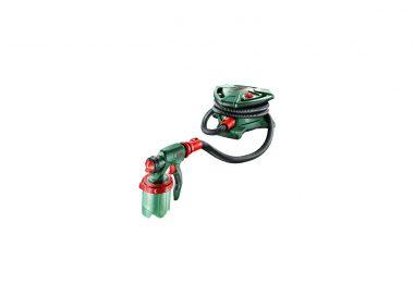 Pistolet à peinture Bosch PFS 5000 E mur et bois guide test produit conseil achat meilleur vendeur commande rapide et livraison
