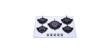 Plaque de cuisson au gaz en verre trempé avec 5 bec Millar GH7051PW guide pratique pour trouver son équipement de cuisine