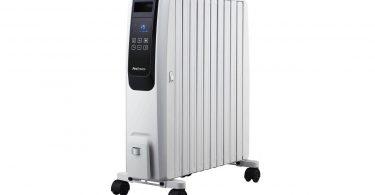 Pro Breeze Radiateur à bain d'huile 2500 W guide test commande en ligne conseil client