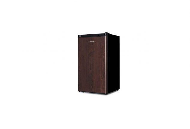 Réfrigérateur compact Klarstein Feldberg 90 litres conseillé pour l'achat de frigo pour la cuisine guide commercial