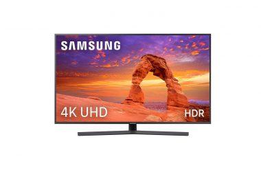 TV Samsung UE55RU7405 UHD 4K de 140 cm guide test achat spécialisé commande