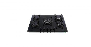 Table de cuisson gaz 5 brûleurs plaque vitrocéramique Arebos guide des meilleurs équipement pour faire à manger conseils