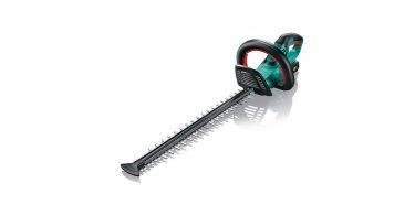 Taille-haies Bosch AHS 50-20 LI sans fil comparteur meilleure matériel pour le jardin