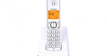 Téléphone sans Fil Alcatel F530 test comparateur achat en ligne