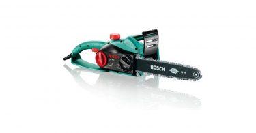 Tronçonneuse Bosch AKE 35 S chaîne guide test achat commande en ligne conseils