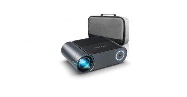 Vidéoprojecteur Emephas 4200 Lumens Full HD LED commander un bon appareil pour faire des projections de film à la maison