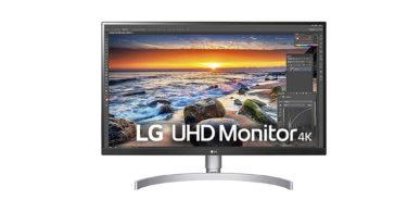 Écran PC LG 27UK850-W
