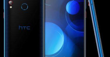 HTC Desire 19+ Starry Bleue
