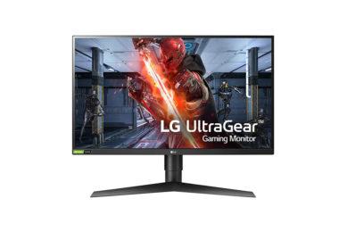 LG 27GL850-B Ultragear