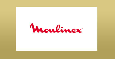 Logo marque Moulinex